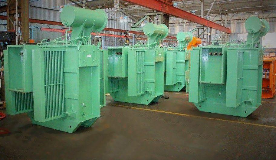 1600 KVA transformer