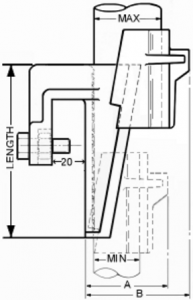 Cable Clamp Specifications